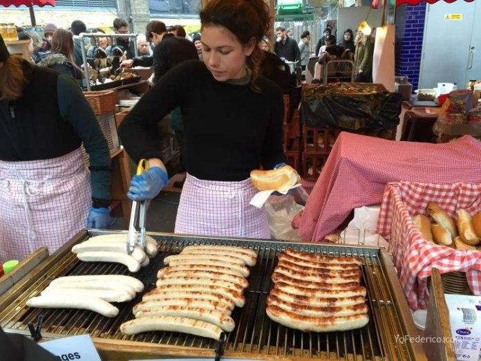 El Borough Market de Londres 14