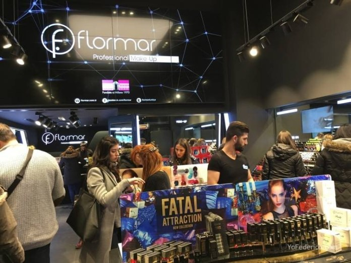 Flormar, muy buen maquillaje turco en Estambul 3