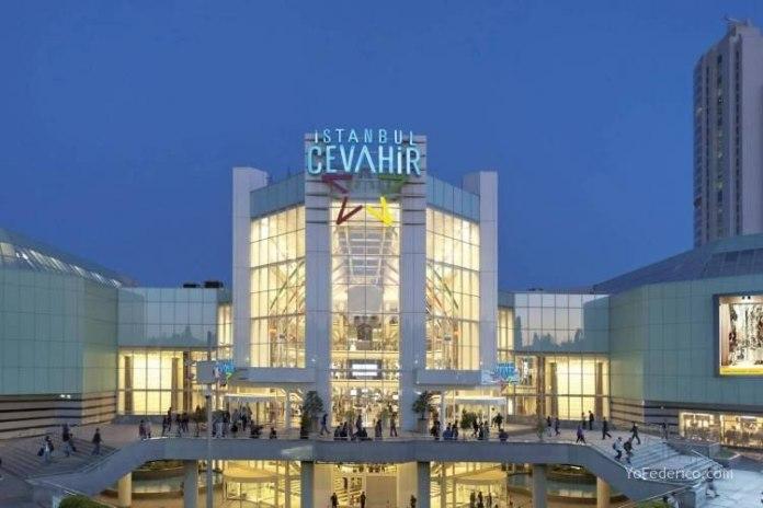 Istanbul Cevahir, un shopping enorme en Estambul 1