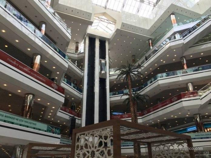 Istanbul Cevahir, un shopping enorme en Estambul 3