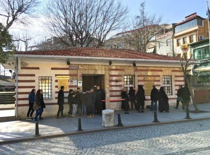 La Cisterna Basílica de Estambul 11