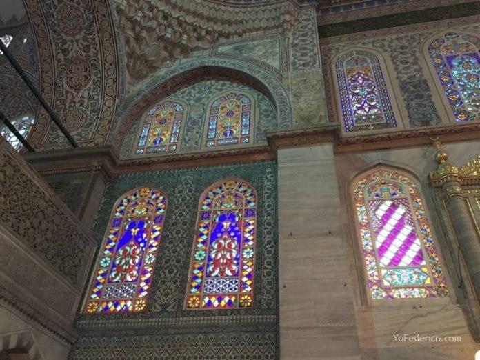 La Mezquita Azul de Estambul 1