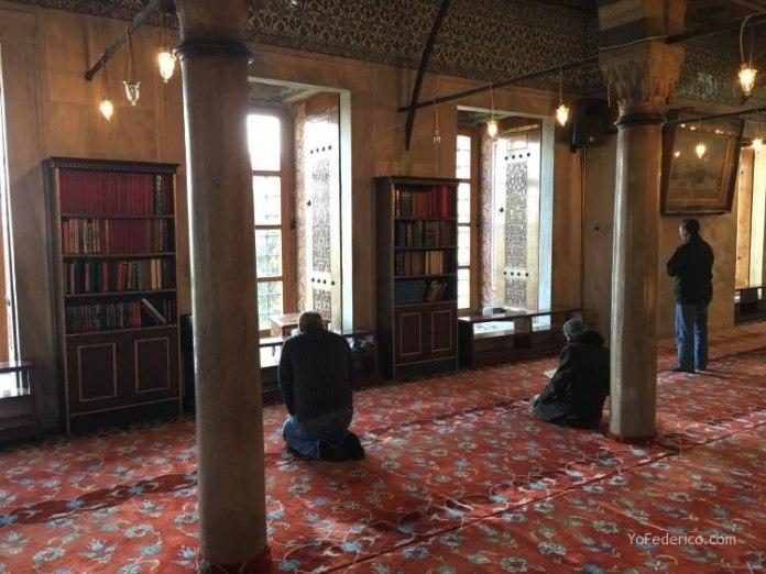 La Mezquita Azul de Estambul 12