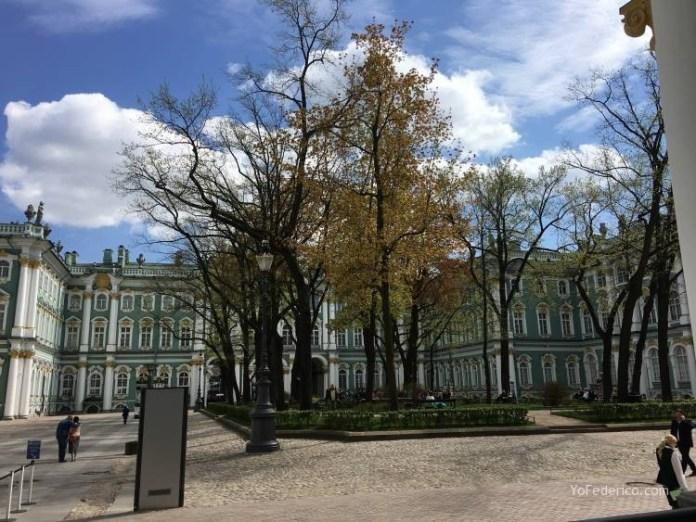 El Museo Hermitage de San Petersburgo 8