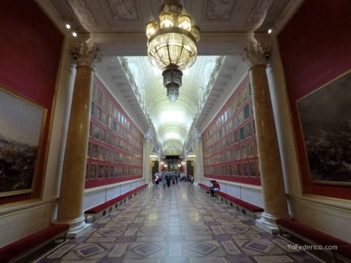 El Museo Hermitage de San Petersburgo 16
