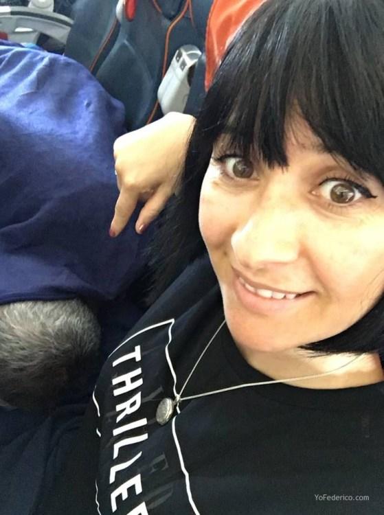 Vuelo Moscú - Londres en Aeroflot 12