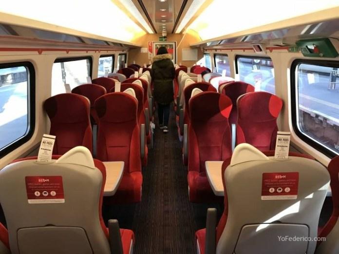 Cómo viajar en tren directo desde Londres a Edimburgo 8