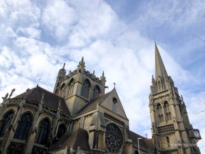 Conocimos la ciudad universitaria de Cambridge 6
