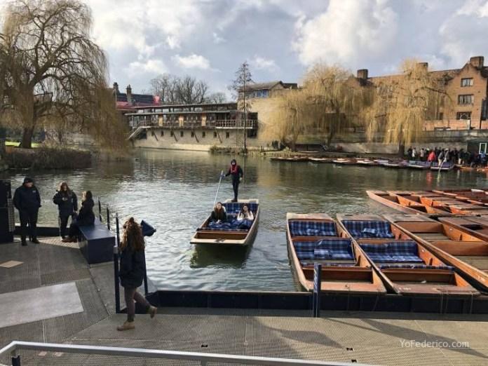 Conocimos la ciudad universitaria de Cambridge 7