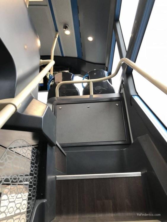 El Bus de Edimburgo que conecta la ciudad con el Aeropuerto 18