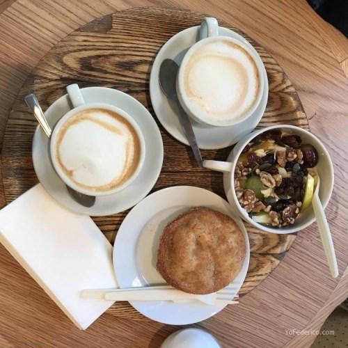 Peyton and Byrne, una cafetería en Londres para ir siempre 2
