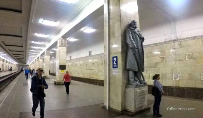 Todas las mamushkas del mercado Izmailovo de Moscú 2
