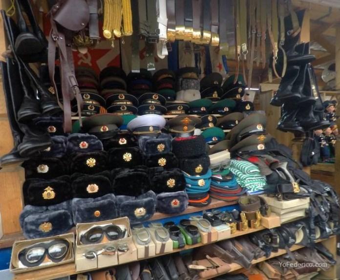 Todas las mamushkas del mercado Izmailovo de Moscú 17