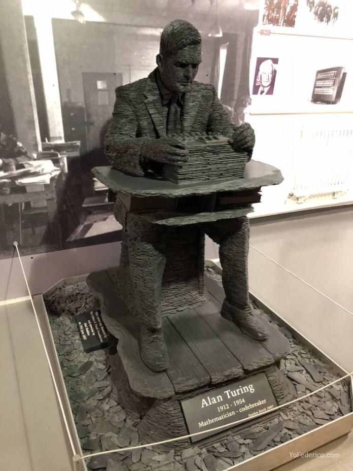 Rompimos el código Enigma en Bletchley Park 12