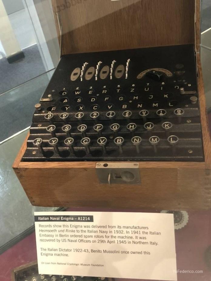 Rompimos el código Enigma en Bletchley Park 17