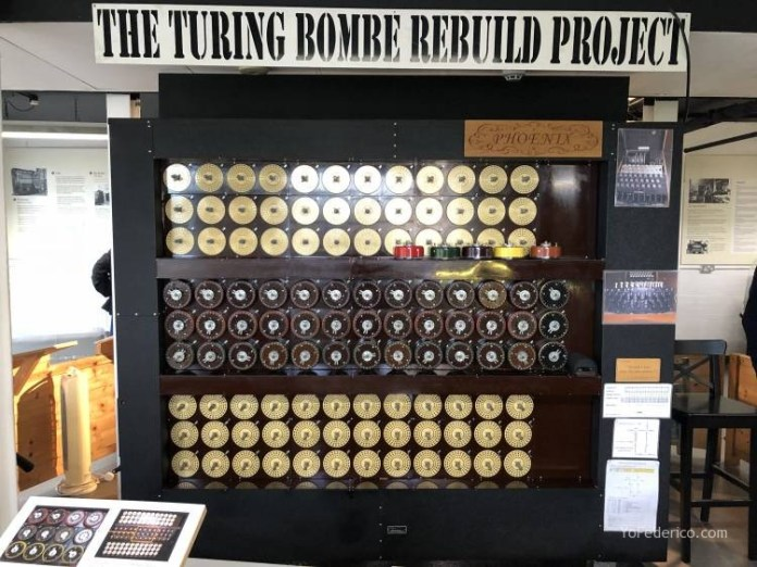 Rompimos el código Enigma en Bletchley Park 20