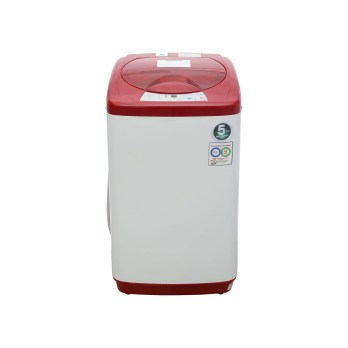 Haier 5.8 kg Fully-Automatic Top Loading Washing Machine (HWM58-020-R)Red