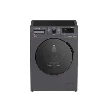Voltas Beko 7kg Fully Automatic Front Loading Washing Machine Anthracite (WFL7012VTMP)