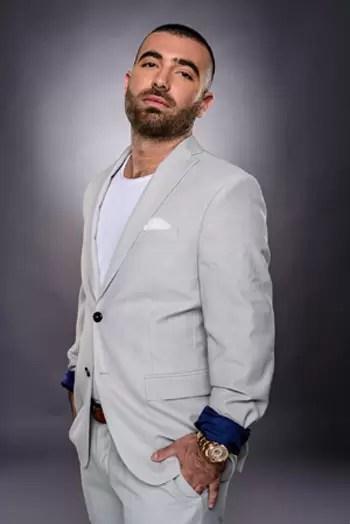 הזמר עומר אדם נבחר לפרזנטור הגברי של מנגו ישראל.