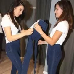 """3390 - """"פרדי-FREDDY"""", מותג מכנסי הג'ינס המחטבים והמעצבים את הישבן הגיע לישראל."""