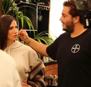 3459 - ענקית האפנה H&M, בחרה בשחקנית חן אמסלם, להוביל את קמפיין עונת החגים- סתיו 2019.
