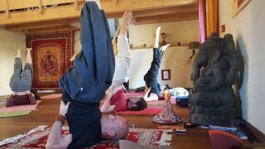Retraite de yoga juillet 2021