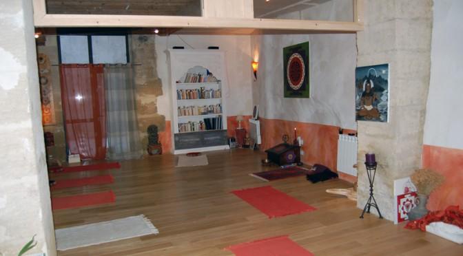 salle de Cours de Yoga Avignon
