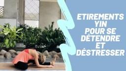 étirements-de-yoga-yin-pour-se détendre-et-déstresser