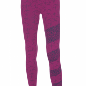 Yoga legging roze