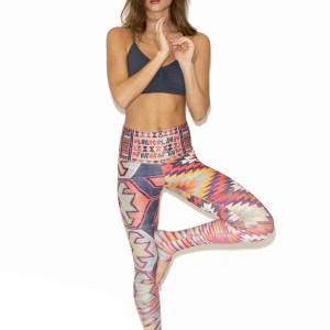 Niyamasol yogalegging - sportlegging - Traveler