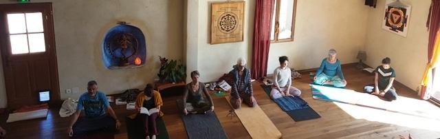 retraite de yoga avril 2019