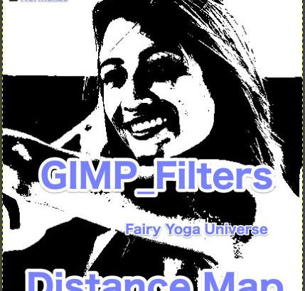 💖GIMP for Mac💘GIMP_フィルター効果(Filters)💚汎用(Generic)_距離マップ【Distance Map】続**7篇⬛ Normalize【正規化】①💙