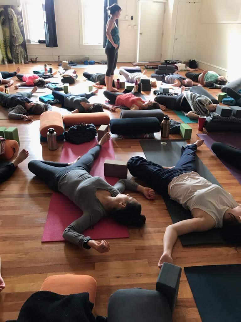 Mandy Ryle Yoga