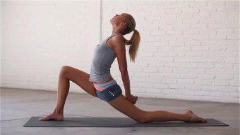 Flexibility Flow is based on classic Sun Salutations.