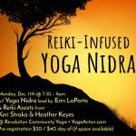 Reiki Infused Yoga Nidra graphic Dec 11
