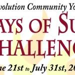 40 Days of Summer Challenge 2015