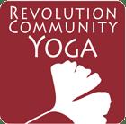 Revolution Community Yoga Logo for web