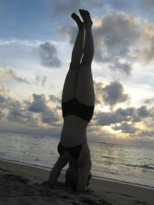 Headstand or Sirsasana A