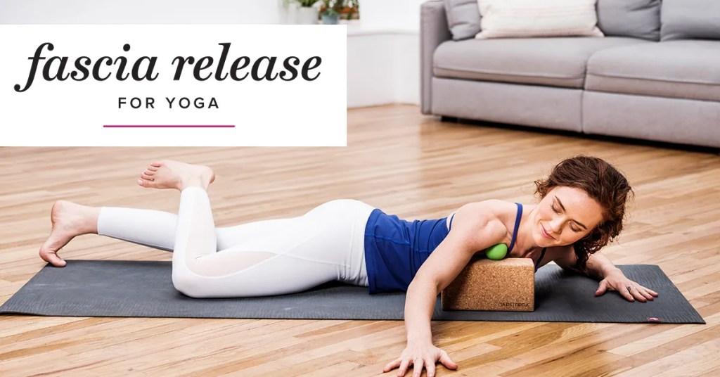 fascia release yoga, yogis, myofascial release, online self myofascial release, online course yoga fascia