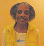 "Radha, is nearly 81 years old. She is a living testimony to the adage ""You are as young as your spine is flexible."