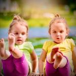 Детская йога - основные отличия от взрослой .