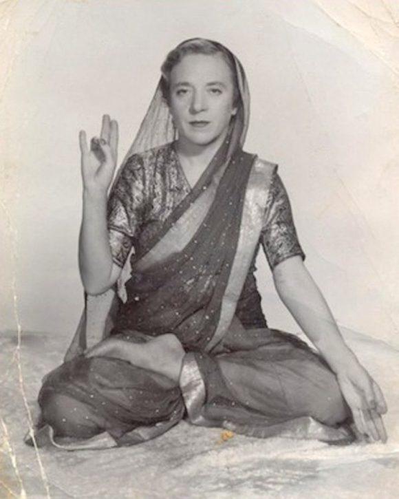 «Матаджи» (мать) - женской йоги