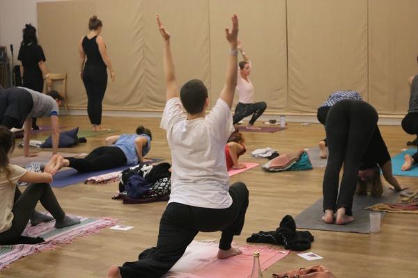Yogalehrer Ausbildung Berlin. Offene Yoga Praxis Stunden. Qualitätvoller Yogaunterricht mit Dr. med. Wiebke Mohme!