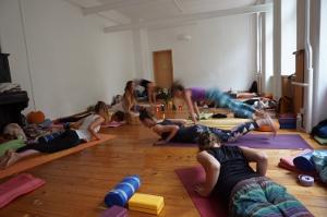 Yoga_Ausbildung 300 Stunden - Yoga Alliance zertifiziert