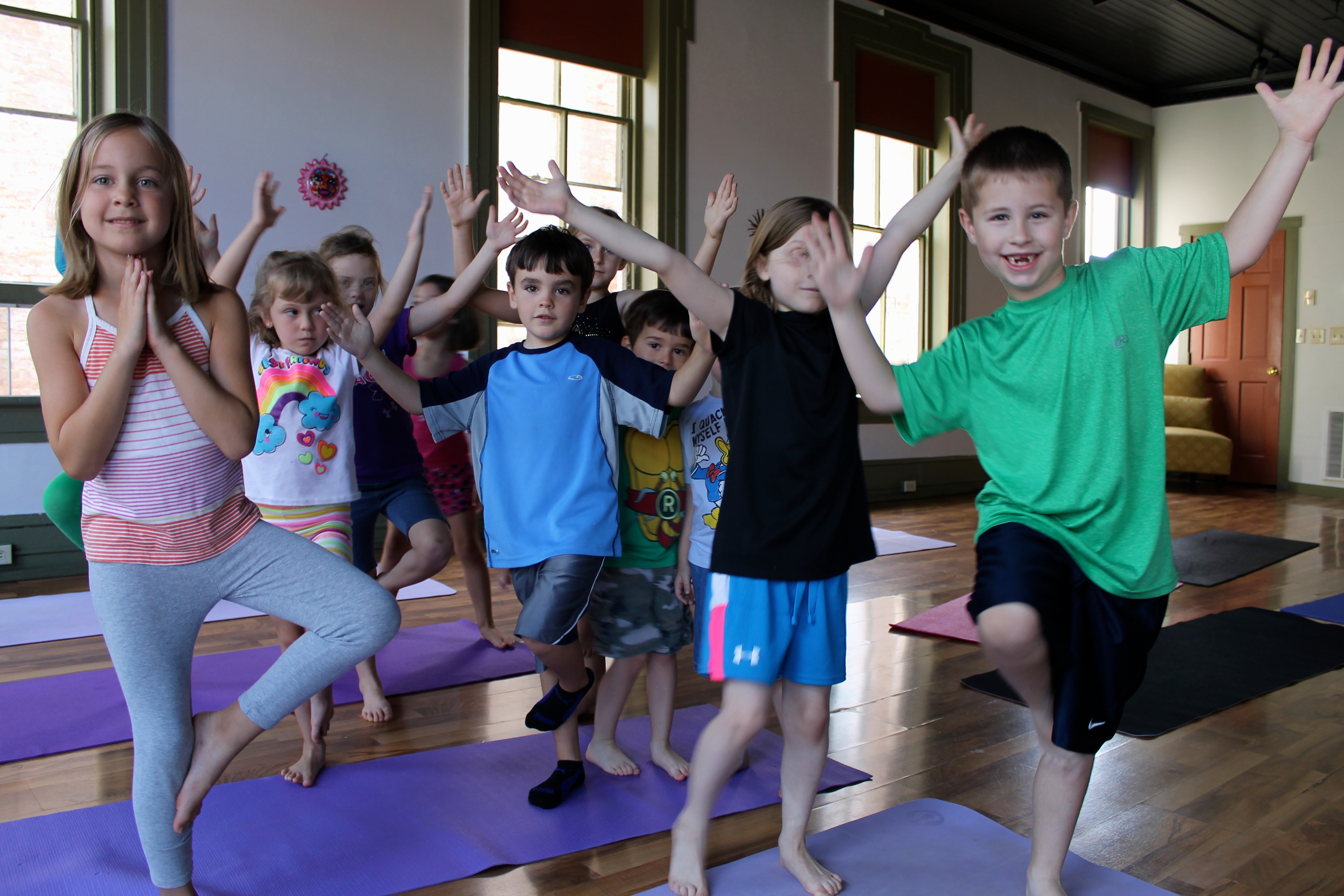 Lessons From Kids Yoga Yoga Dear