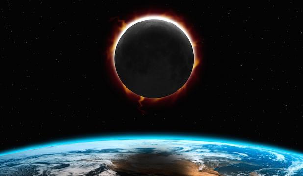 Eclissi Solare del 13 Luglio 2018 2