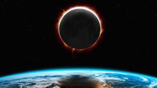 Eclissi Solare del 13 Luglio 2018