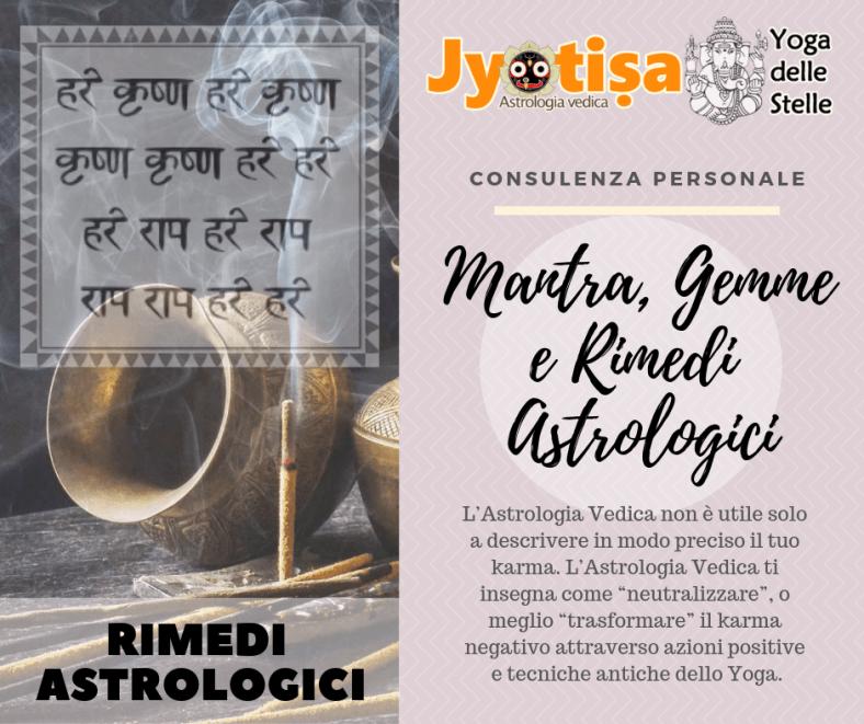 🌟 Mantra, Gemme e Rimedi Astrologici 2