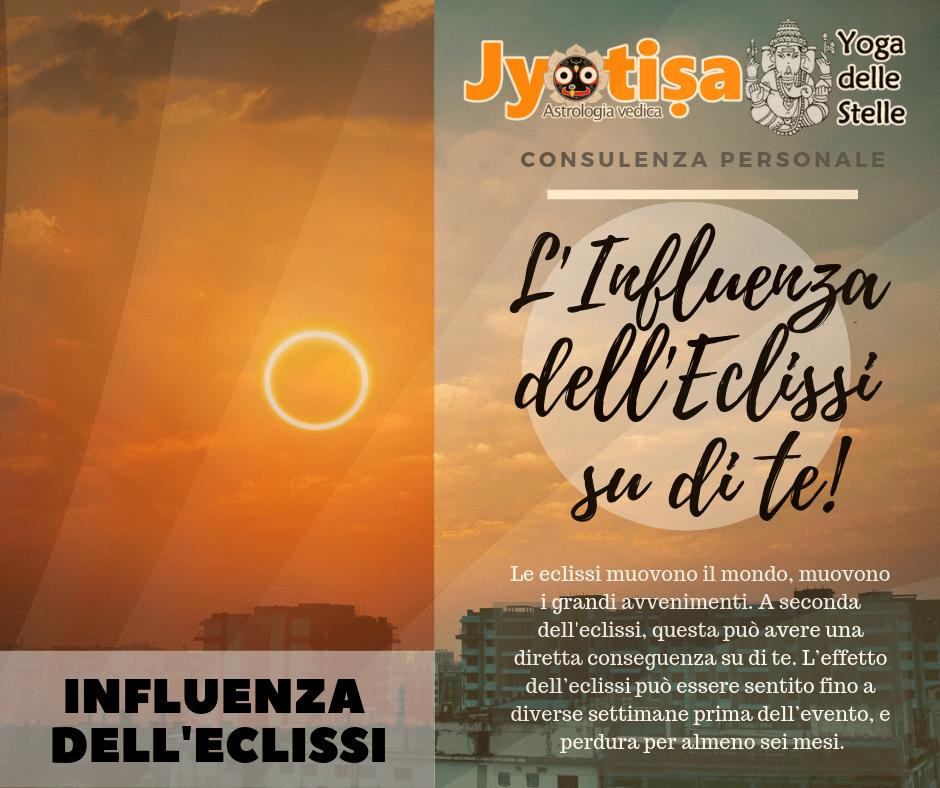 🌟Grahaṇa - Influenza dell'Eclissi su di te 1