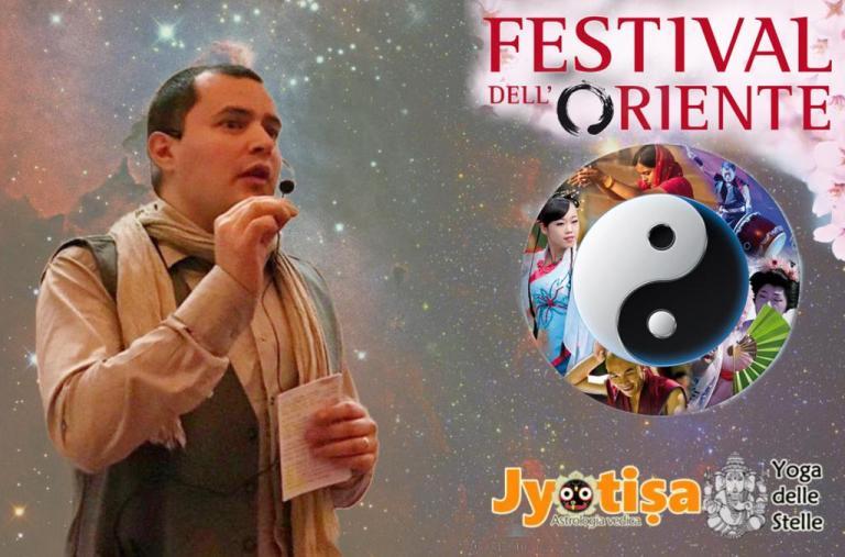 22 Febbraio 2019 - Conferenza di Premakumar al Festival dell'Oriente di Bologna